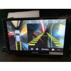 Android 7.1 со встроенным круговым обзором для Toyota Highlander 2015