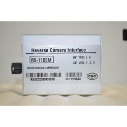 Адаптер камеры заднего и переднего вида для Audi с системой 3G MMI
