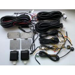 система контроля слепых зон Mercedes GLC 2020