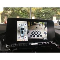 Система кругового обзора для Lexus NX