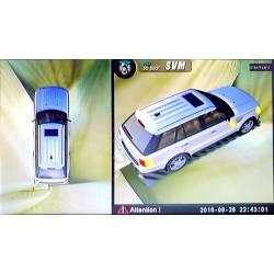 Land Rover Sport - 3D...