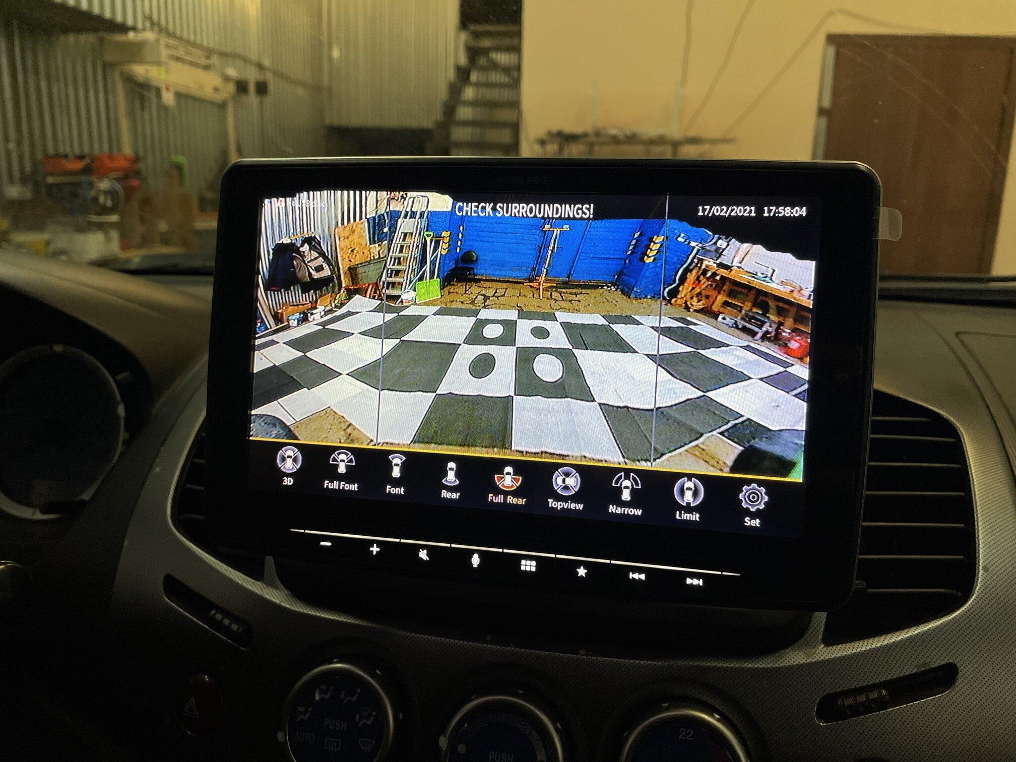 система кругового обзора 3D STICK BIRDVIEW 360