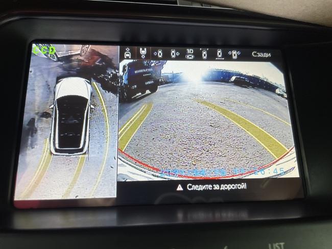 Система кругового обзора 3D CAN BIRDVIEW 360